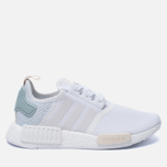 Женские кроссовки adidas Originals NMD R1 White/White/Tactile Green фото- 0