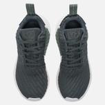 Женские кроссовки adidas Originals NMD R2 Utility Ivy/White/Trace Green фото- 4