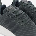 Женские кроссовки adidas Originals NMD R2 Utility Ivy/White/Trace Green фото- 5
