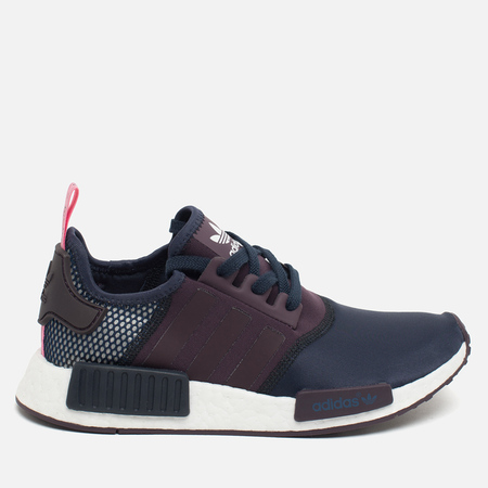 adidas Originals NMD Runner W Legend Women's sneakers Ink/Mineral Red
