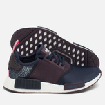 Женские кроссовки adidas Originals NMD Runner W Legend Ink/Mineral Red фото- 2