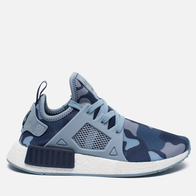 Женские кроссовки adidas Originals NMD XR1 Duck Camo Midnight Grey/Noble Ink/Grey