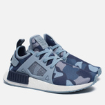 Женские кроссовки adidas Originals NMD XR1 Duck Camo Midnight Grey/Noble Ink/Grey фото- 2