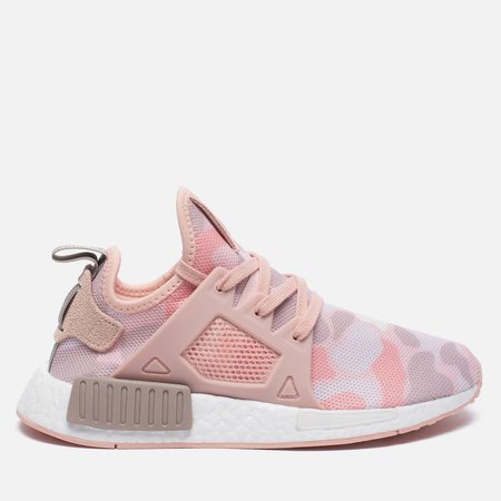 Женские кроссовки adidas Originals NMD XR1 Duck Camo Vapour Grey/Ice Purple/Off White