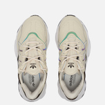Женские кроссовки adidas Originals Ozweego Chalk White/Ash Silver/Core Black фото- 1