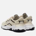 Женские кроссовки adidas Originals Ozweego Chalk White/Ash Silver/Core Black фото- 2