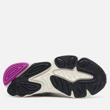 Женские кроссовки adidas Originals Ozweego Core Black/Solar Green/Vivid Pink фото- 4