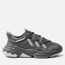 Женские кроссовки adidas Originals Ozweego Grey Four/Clear Brown/Ash Silver фото- 3