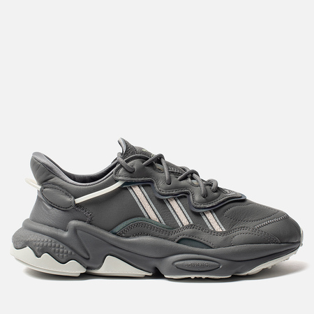 Женские кроссовки adidas Originals Ozweego Grey Four/Clear Brown/Ash Silver