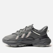 Женские кроссовки adidas Originals Ozweego Grey Four/Clear Brown/Ash Silver фото- 5