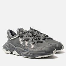 Женские кроссовки adidas Originals Ozweego Grey Four/Clear Brown/Ash Silver фото- 0