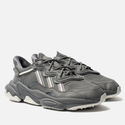 Женские кроссовки adidas Originals Ozweego Grey Four/Clear Brown/Ash Silver