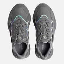 Женские кроссовки adidas Originals Ozweego Grey Four/Clear Brown/Ash Silver фото- 1