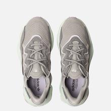 Женские кроссовки adidas Originals Ozweego Grey Two/Grey One/Dash Green фото- 1