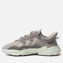 Женские кроссовки adidas Originals Ozweego Grey Two/Grey One/Dash Green фото- 5