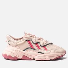 Женские кроссовки adidas Originals Ozweego Icey Pink/Real Pink/Trace Maroon фото- 3