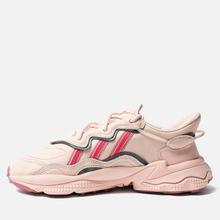 Женские кроссовки adidas Originals Ozweego Icey Pink/Real Pink/Trace Maroon фото- 5