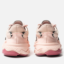 Женские кроссовки adidas Originals Ozweego Icey Pink/Real Pink/Trace Maroon фото- 2