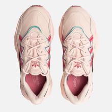 Женские кроссовки adidas Originals Ozweego Icey Pink/Real Pink/Trace Maroon фото- 1