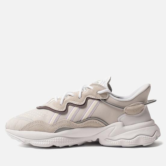 Женские кроссовки adidas Originals Ozweego White/Off White/Clear Aqua