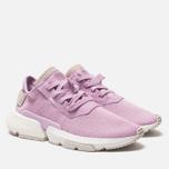 Женские кроссовки adidas Originals POD-S3.1 Clear Lilac/Clear Lilac/Orchid Tint фото- 2