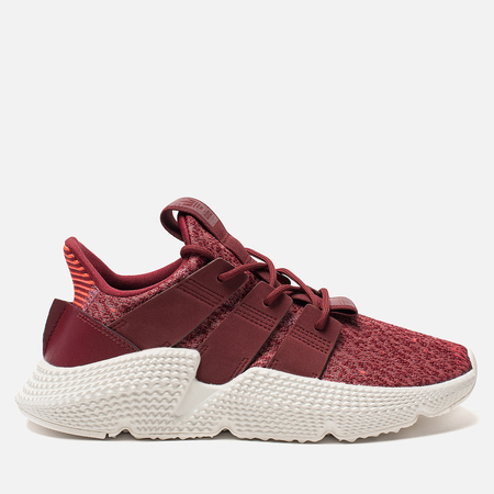 Женские кроссовки adidas Originals Prophere Trace Maroon/Noble Maroon/Solar Red