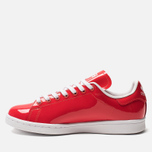 Женские кроссовки adidas Originals Stan Smith Act Red/White/Act Red фото- 1