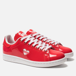 Женские кроссовки adidas Originals Stan Smith Act Red/White/Act Red фото- 2