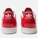 Женские кроссовки adidas Originals Stan Smith Act Red/White/Act Red фото- 3