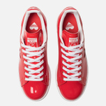 Женские кроссовки adidas Originals Stan Smith Act Red/White/Act Red фото- 5