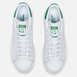 Женские кроссовки adidas Originals Stan Smith Bold White/Green фото- 3