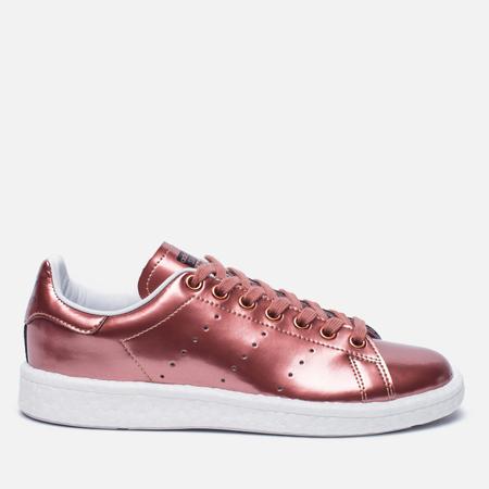 adidas Originals Женские кроссовки Stan Smith Boost Metallic Pack Copper