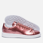Женские кроссовки adidas Originals Stan Smith Boost Metallic Pack Copper фото- 1