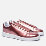 Женские кроссовки adidas Originals Stan Smith Boost Metallic Pack Copper фото- 2