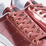 Женские кроссовки adidas Originals Stan Smith Boost Metallic Pack Copper фото- 3