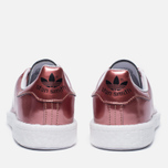 Женские кроссовки adidas Originals Stan Smith Boost Metallic Pack Copper фото- 5