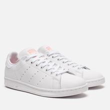 Женские кроссовки adidas Originals Stan Smith Cloud White/Glory Pink/Cloud White фото- 0