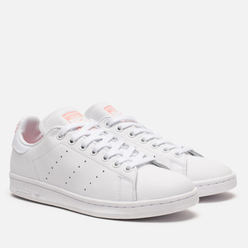 Женские кроссовки adidas Originals Stan Smith Cloud White/Glory Pink/Cloud White