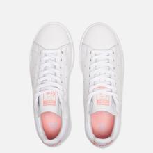 Женские кроссовки adidas Originals Stan Smith Cloud White/Glory Pink/Cloud White фото- 1