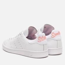 Женские кроссовки adidas Originals Stan Smith Cloud White/Glory Pink/Cloud White фото- 2