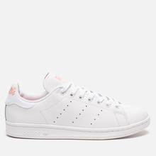 Женские кроссовки adidas Originals Stan Smith Cloud White/Glory Pink/Cloud White фото- 3