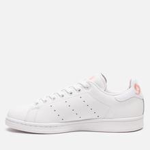 Женские кроссовки adidas Originals Stan Smith Cloud White/Glory Pink/Cloud White фото- 5