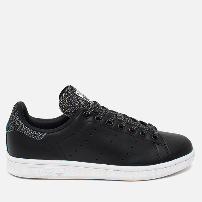 Женские кроссовки adidas Originals Stan Smith Core Black/Core Black