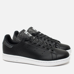 Женские кроссовки adidas Originals Stan Smith Core Black/Core Black фото- 1