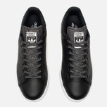 Женские кроссовки adidas Originals Stan Smith Core Black/Core Black фото- 4