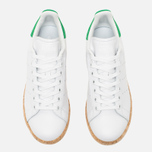 Женские кроссовки adidas Originals Stan Smith Luxe Vintage White/Green фото- 4