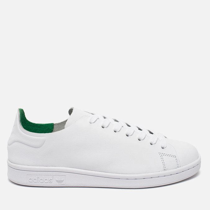 Женские кроссовки adidas Originals Stan Smith Nuude White/Green