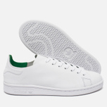 adidas Originals Stan Smith Nuude Women's Sneakers White/Green photo- 2