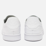 adidas Originals Stan Smith Nuude Women's Sneakers White/Green photo- 4