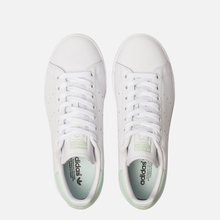 Женские кроссовки adidas Originals Stan Smith White/Dash Green/Core Black фото- 1